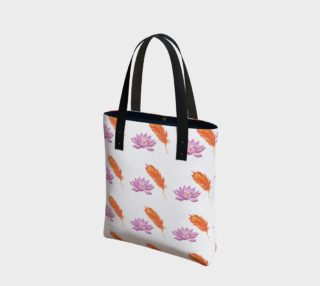 Phoenix + Lotus Tote preview