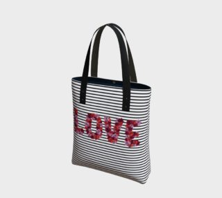 Blooming Love Basic Tote preview
