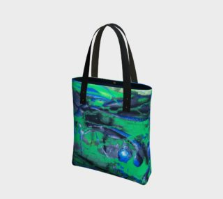 Lily Pond Pixie Dance Tote Bag preview