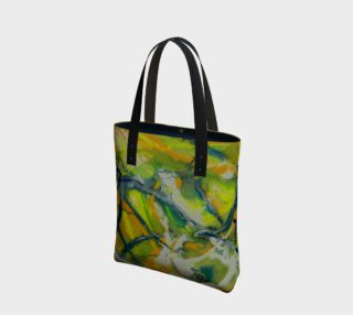 Solar Flare Tote Bag preview