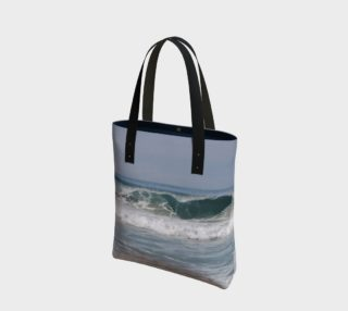 Malibu Waves Tote Bag preview