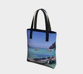 Sailboats Tote preview