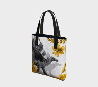 Jurassic Tote - Noir preview