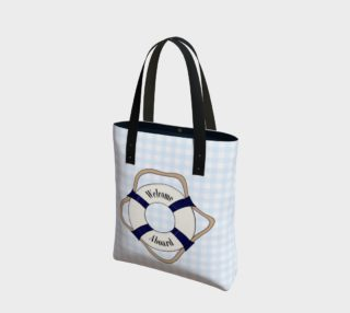 Welcome Aboard Basic Tote preview