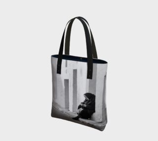Utterly Italy Alberobello Woman Tote preview