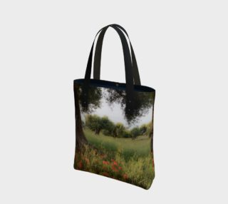 Utterly Italy Puglia Olive Trees Tote preview