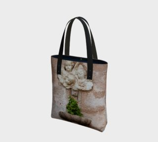 Utterly Italy Gaeta Cherubs Tote preview