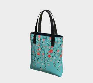 Floral Dilemma Tote Bag preview