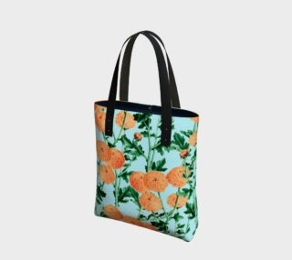 Summer Bloom Tote Bag preview
