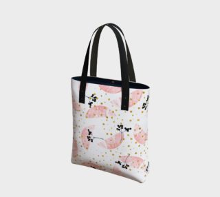 Grapefruit Smoothie Tote Bag preview