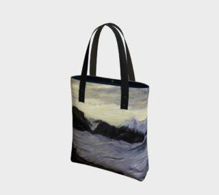 """""""Cusp"""" Tote Bag preview"""