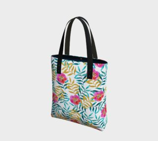 Floral Sweetness Tote Bag preview