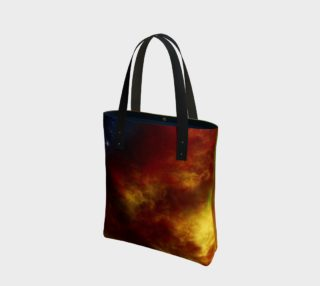 Nebula Storm ENH Tote Bag preview