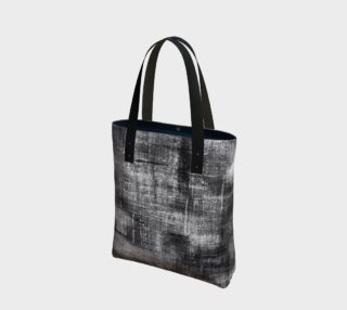 woven shades of grey tote preview
