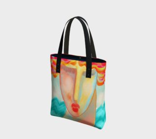 Abstract Woman Shoulder Bag preview