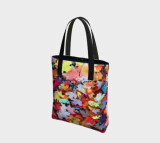Fallen Leaves Tote Bag preview