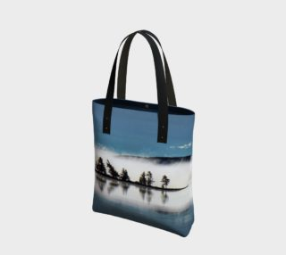 Blueberry Island Tote Bag aperçu