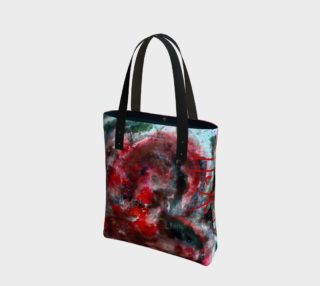 Nebulous Heart Tote preview