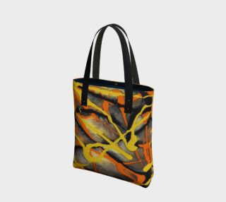 Sunshine Pixie Tote Bag preview