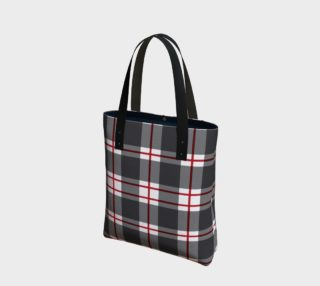 Plaid Tote Bag preview