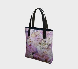 Lavender Afternoon Ink #6 Tote Bag preview