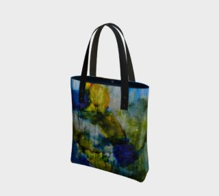 Labradorite Dream Ink #9 Tote Bag preview