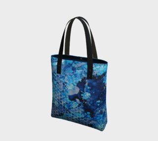 Beekeeper Blues Ink #13 Tote Bag preview