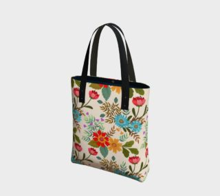 Gorgeous Colorful Floral Bag preview