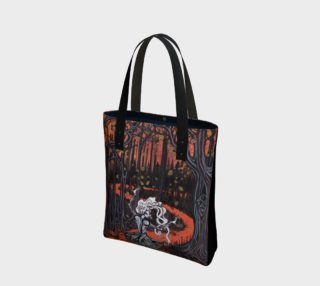 Fall Forest Fairy Tote preview