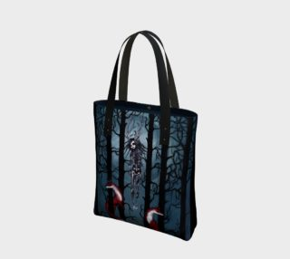 Eclipse with Foxes Tote preview