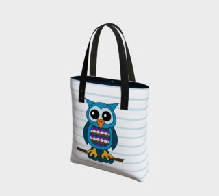 Oliver the Owl Basic Tote preview