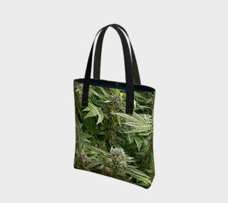 Hemp #4 Tote Bag preview
