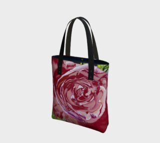 """""""My Funky Valentine"""" Tote Bag preview"""