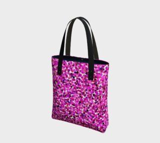 Pink Tone Haze Tote Bag preview