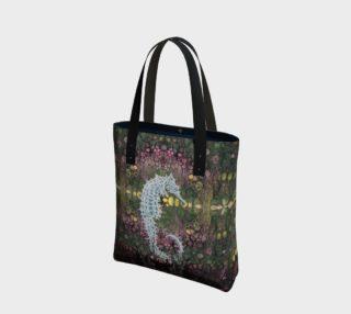 Seahorse Billows Tote preview