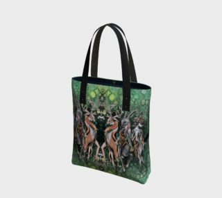 Masq Mirror Forest Tote preview