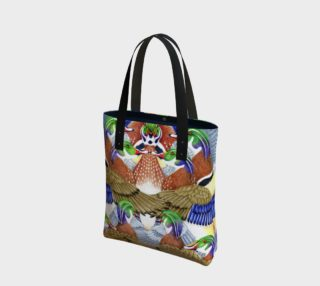 Wood Ducks Tote Bag preview