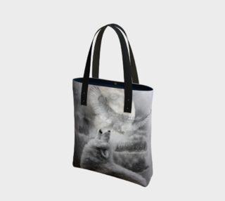 Mountain Spirits Tote Bag preview