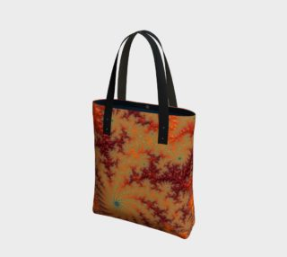Crimson Alley Tote Bag preview