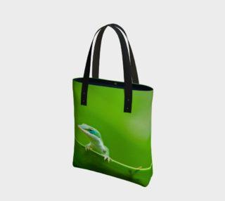 Aperçu de Anole verte / Green Anole