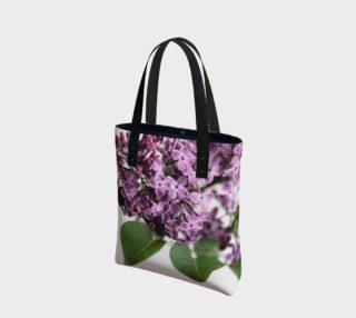 Aperçu de Fleurs de lilas mauve / Purple Lilac Flowers