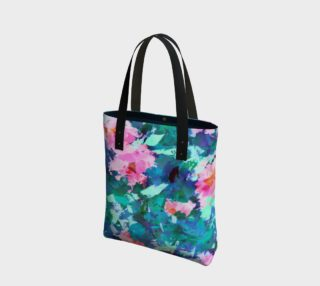 Blossomed Garden Tote Bag preview