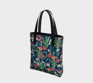 Blossom Botanical Tote Bag preview