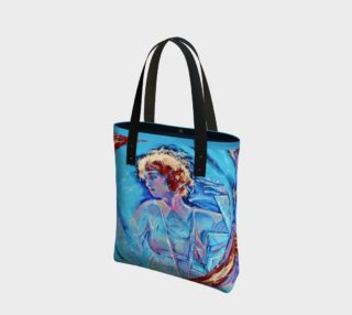 Fire Maiden Tote Bag preview