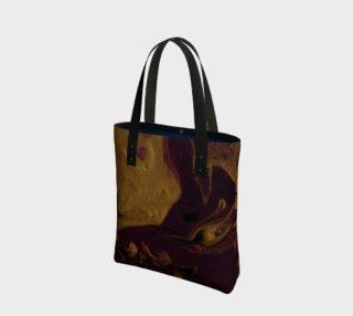 Royal Nebula Tote Bag preview
