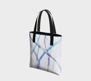 Lines Tote Bag preview