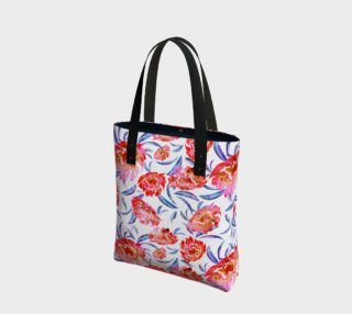 Surface of Love Tote Bag preview