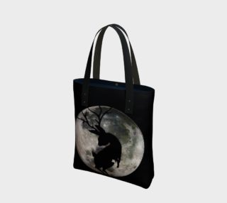 Jakalope Moon Shadow Tote preview