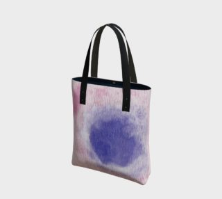 Pastel Floral Dream Tote Bag preview
