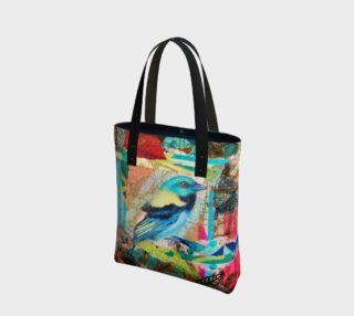 Botanical Bird Urban Tote preview